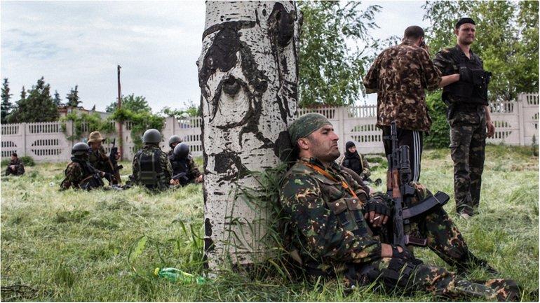 Боевики ждут наступления - фото 1