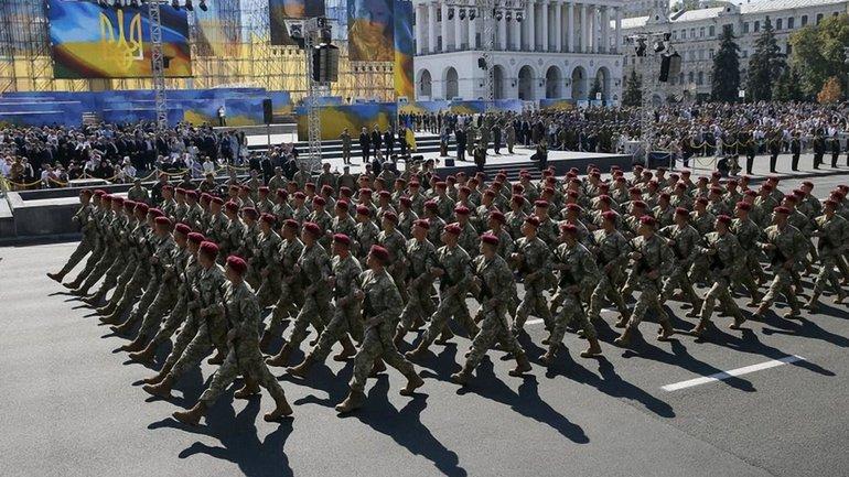 Из-за парада ограничат движение в Киеве  - фото 1