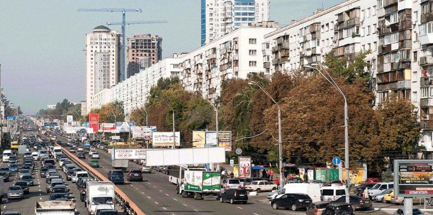 Київ завішали рекламою найбільше - фото 1