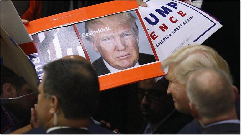 Трамп использует приемы российской пропаганды в своей кампании - фото 1