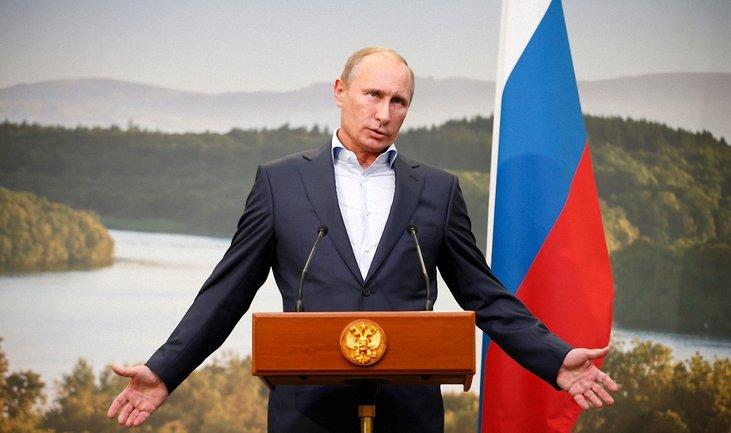Путин не видит смысла - фото 1