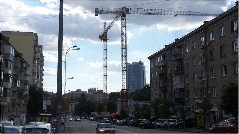Застройщикам в Киеве тесно - фото 1