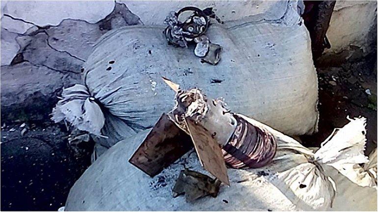 Под Старогнатовкой противник стрелял из противотанкового ракетного комплекса  - фото 1