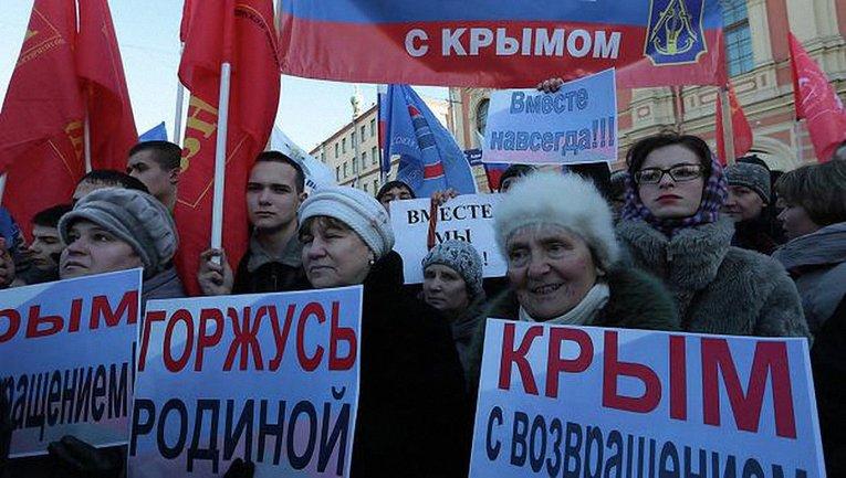 Пророссийски настроенные жители Крыма возлагают надежда на Кадырова - фото 1