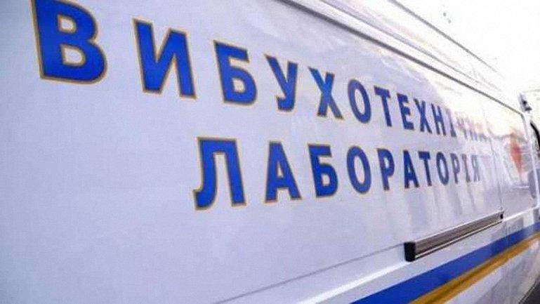 В результате взрыва был поврежден автомобиль - фото 1
