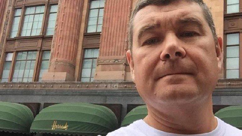 Онищенко в Лондоне - фото 1