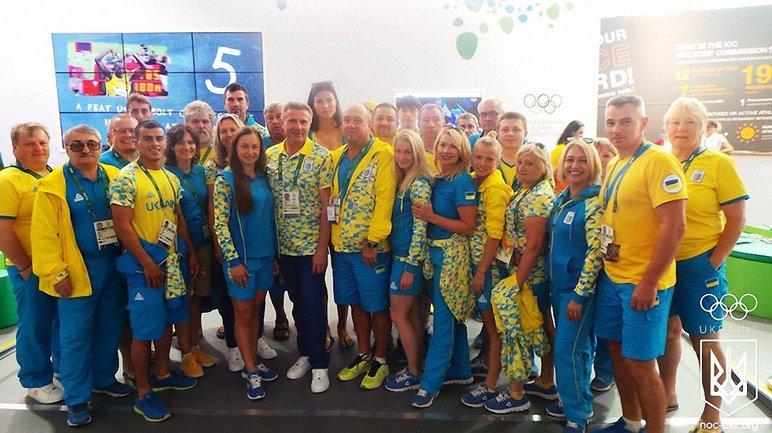 Олимпийская сборная Украины готова к новым свершениям - фото 1