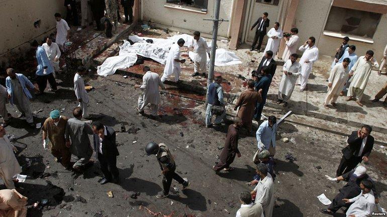 До сих пор никто не взял ответственность за взрыв - фото 1