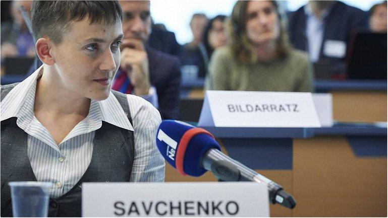 Слово имеет Надежда Савченко - фото 1