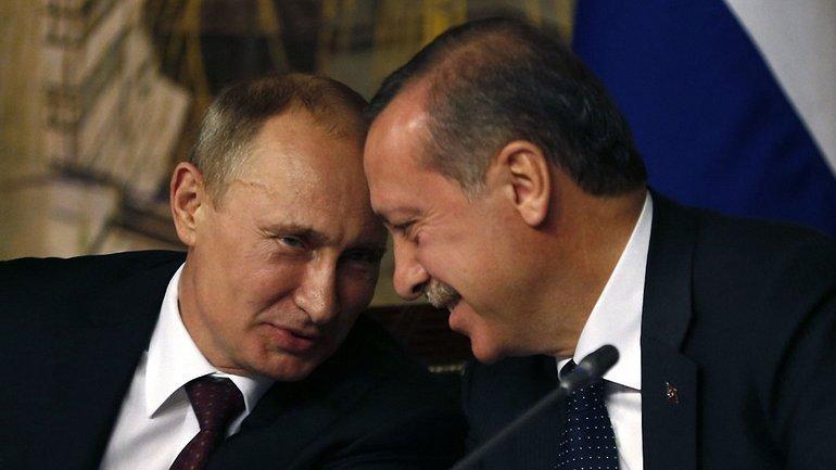 Без России невозможно решить проблему Сирии, - Эрдоган  - фото 1
