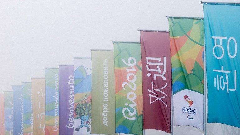 На Олимпийских играх в Рио на зрителей упала одна из больших видеокамер - фото 1