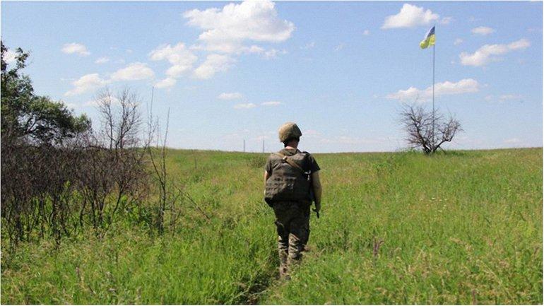 Один украинский боец погиб  - фото 1