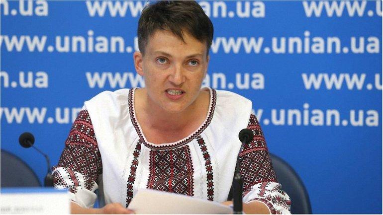 Савченко ухитрилась дискредитировать само понятие голодовки - фото 1