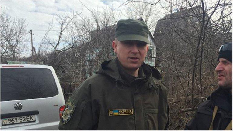 Глава Национальной полиции в Донецкой области Вячеслав Аброськин - фото 1
