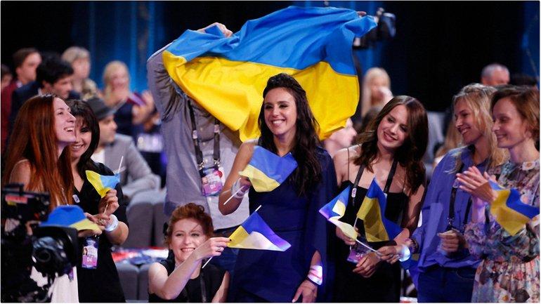Джамала привезла Евровидении в Украину, осталось выбрать город - фото 1