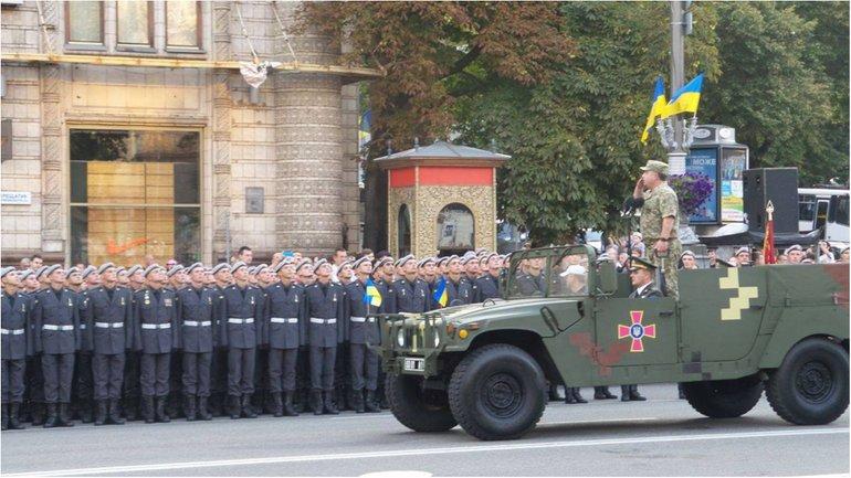 Военные провели репетицию перед 24 августа - фото 1