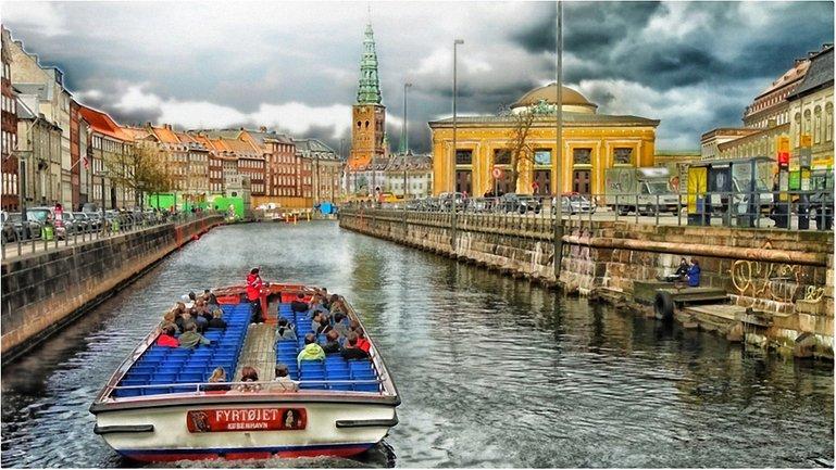 В Дании ЧП - фото 1