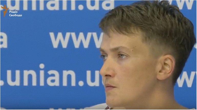 Надежда Савченко сделала новые громкие заявления - фото 1