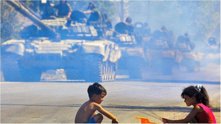 Война в Грузии  - фото 1