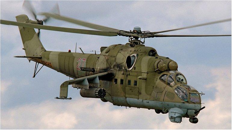 Российские вертолеты продолжают летать вблизи админграницы с Крымом - фото 1