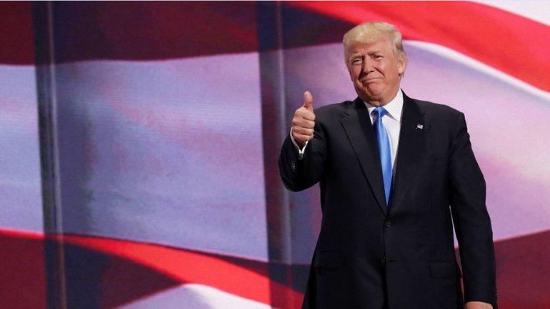 Трамп дал резкий ответ на критику от президента США - фото 1