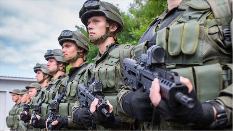 В Украине по стандартам НАТО создают первую бригаду Нацгвардии - фото 1