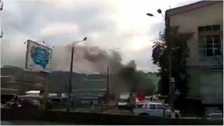 По предварительным данным, пострадавших в результате взрыва нет - фото 1