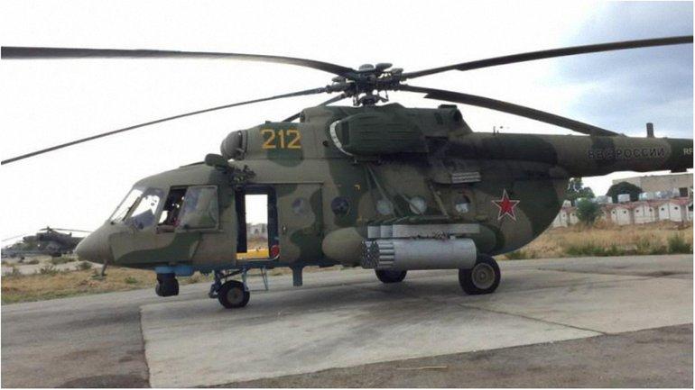Российские вертолеты пролетели вблизи админграницы с Крымом - фото 1