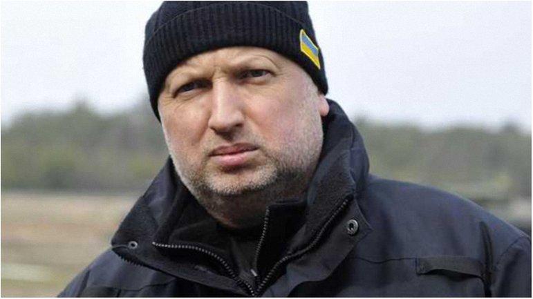 """Турчинов заявил, что ФСБ """"наспех выдумала легенду о диверсантах"""" - фото 1"""