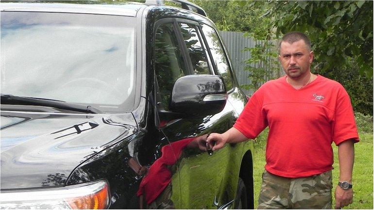Российский офицер спел песню о Путине и уехал из Донбасса домой - фото 1