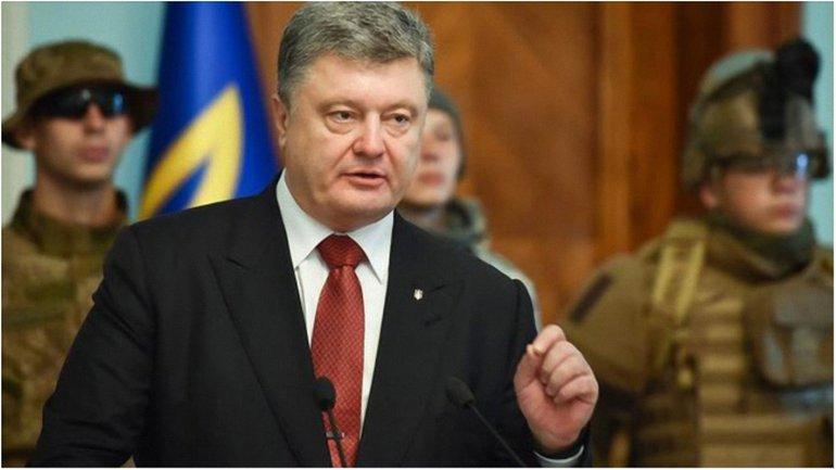 Петр Порошенко посетит Донбасс - фото 1