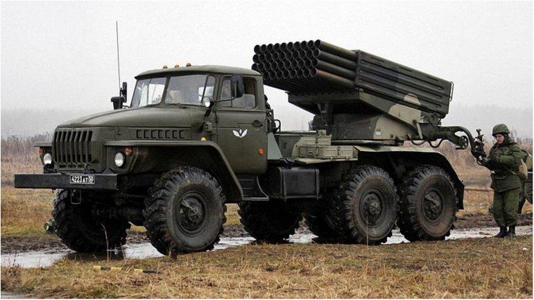 Россияне перебрасывают технику к нашим границам  - фото 1