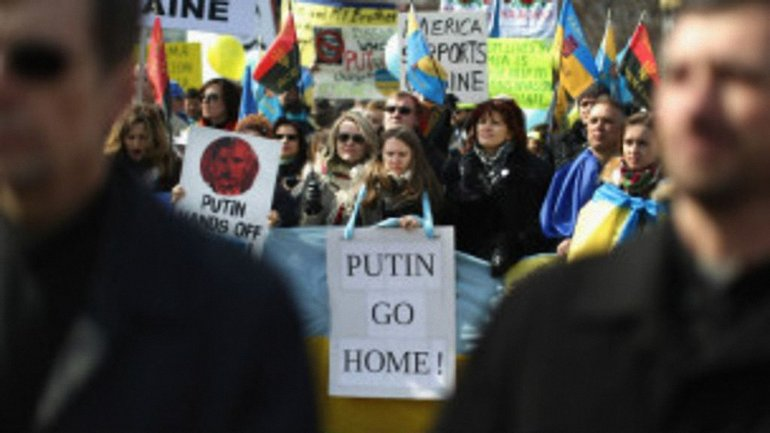 Путин хочет международного признания аннексии - фото 1