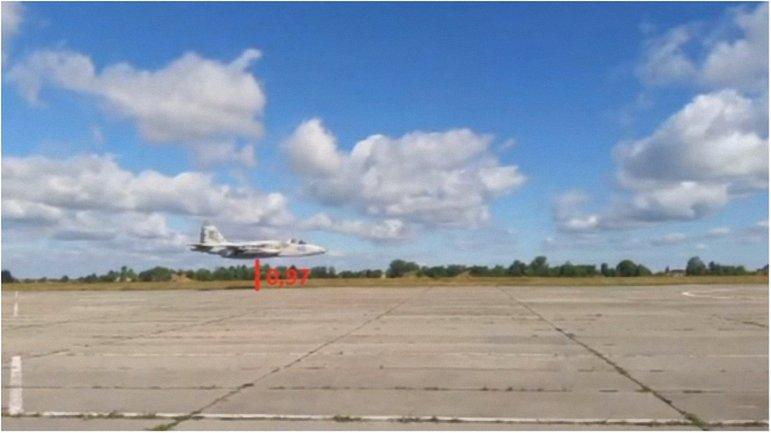 Украинский пилот продемонстрировал зрелищный маневр - фото 1