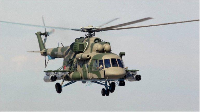 """Кроме пяти вертолетов Ми-8 был выявлен российский аэростат """"Рысь"""" - фото 1"""