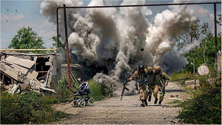 На війні як на війні - фото 1