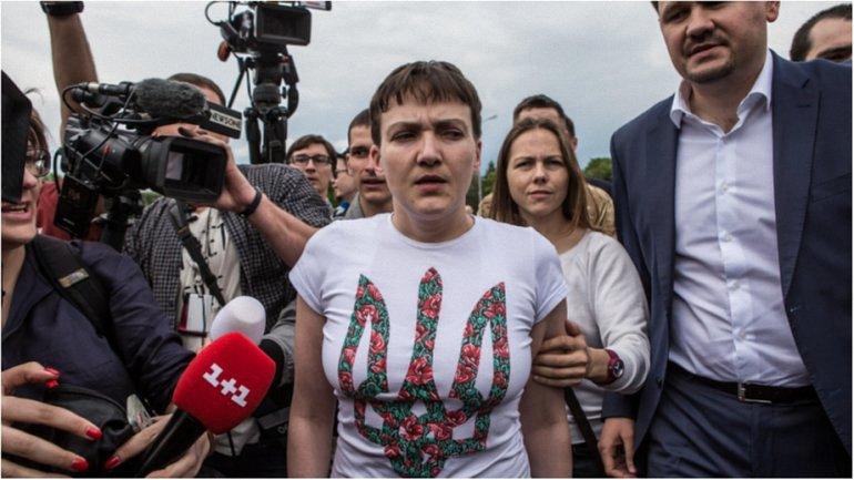 Савченко опять объявила голодовку  - фото 1