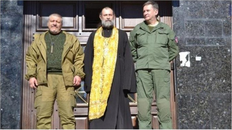 Служители церкви Московского патриархата в Донецкой области всегда поддерживали террористов - фото 1