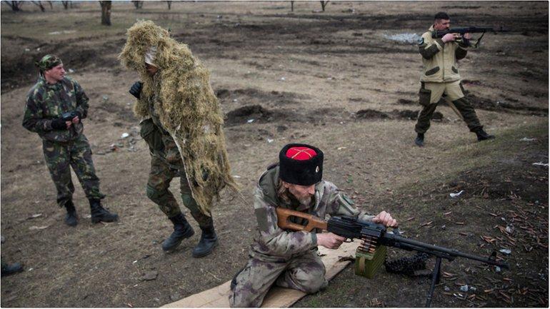 Боевики продолжают обстрелы - фото 1