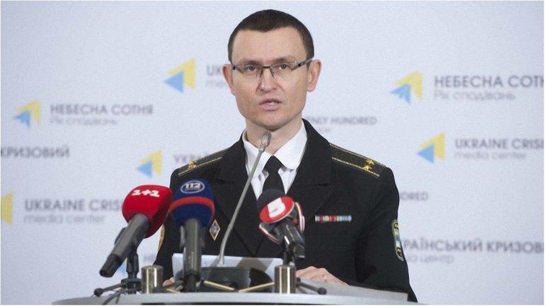 Спикер ГШУ заверил, что военные готовы к наступлению боевиков - фото 1