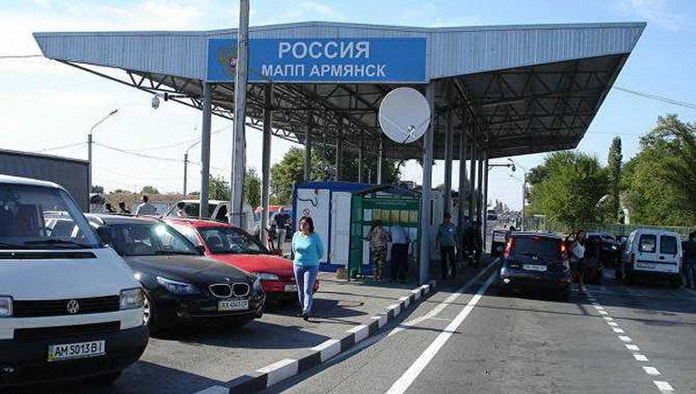 Перестрелку на КПП устроили российские военные - фото 1