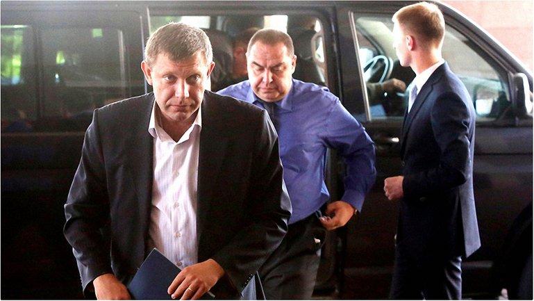 Плотницкий и Захарченко решили помогать друг другу в противостоянии с российскими кураторами - фото 1