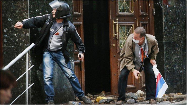 Участники беспорядков - под следствием - фото 1