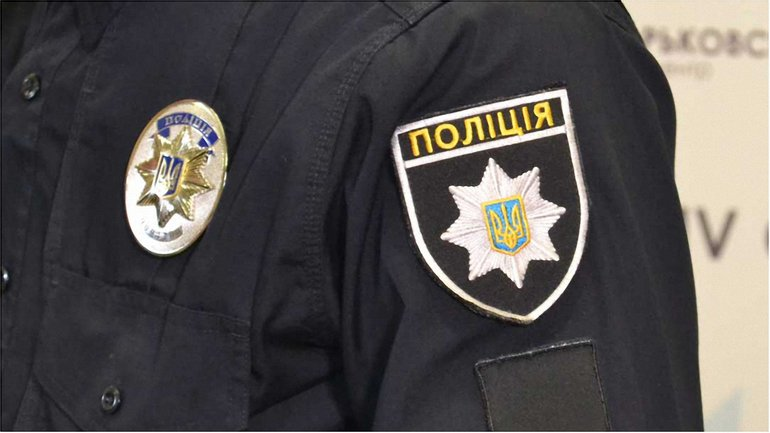 Полицейские оштрафовали мужчину на 425 грн - фото 1