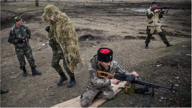 """""""Режим тишины"""" наблюдается только в районе Авдеевки, Донецкого аэропорта и Ясиноватой - фото 1"""