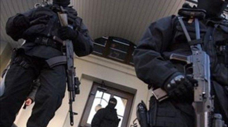 СБУ провела обыск у российских пропагандистов - фото 1