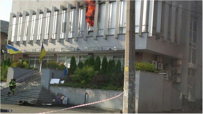 В результате пожара никто не пострадал  - фото 1