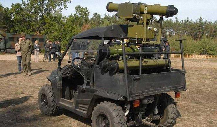 Турчинов заверил, что Украина может быстро наладить производство аналогов Javelin  - фото 1