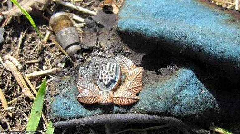 Из-за обстрела террористов погиб украинский военный - фото 1