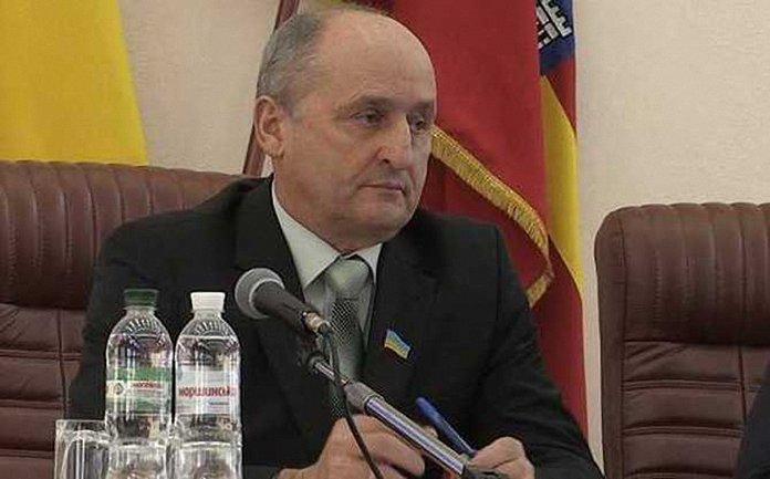 Владимир Ширма был единственным кандидатом на пост председателя облсовета - фото 1
